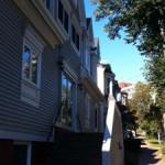 Hampton House Condominium in South End Halifax