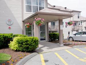 The Primrose Condominiums in Dartmouth, NS