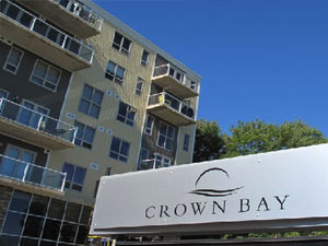 Crown Bay Condominiums Halifax, Nova Scotia