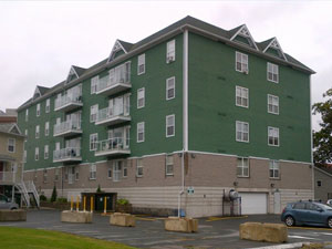 Canal Bridge Condos in Dartmouth, NS