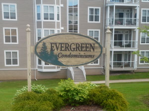 Evergreen property in Dartmouth