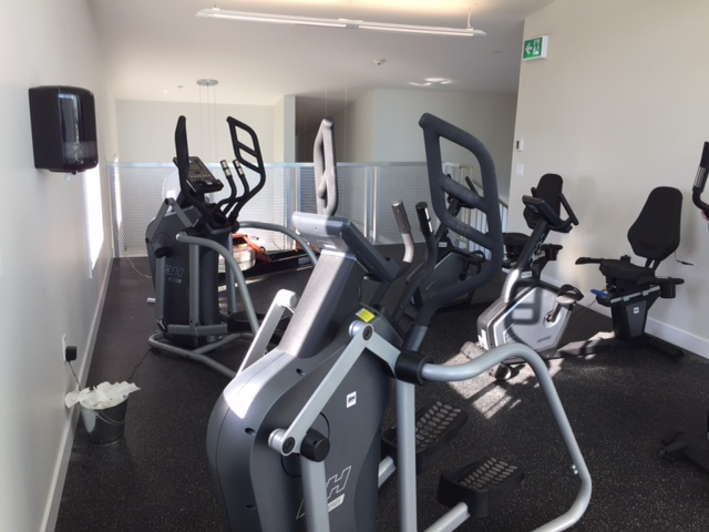 HCCC #370 Fitness Room
